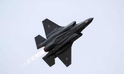البنتاغون يجمّد مهام مقاتلات إف-35 كإجراء وقائي بعد حادث تحطم