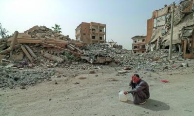 الرقة بعد «داعش» مدينة بلا أبنية