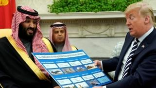 شراكات أميركية مع السعودية مهددة بسبب أزمة خاشقجي