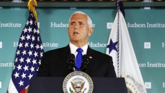 الصين ترفض اتهامات نائب الرئيس الأميركي لها وتصفها بـ«السخيفة»