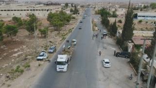 المعارضة السورية تكمل تنفيذ اتفاق سوتشي