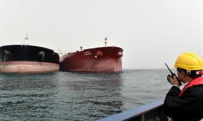 """ناقلات النفط الإيرانية """"إلى الصين دُر"""" مع اقتراب العقوبات"""