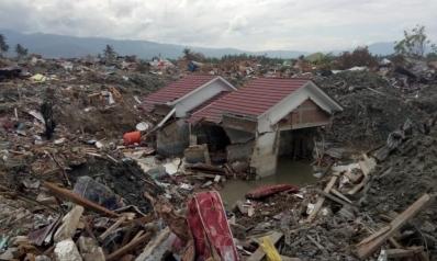إندونيسيا تكشف عن حجم خسائر كارثة سولاويزي