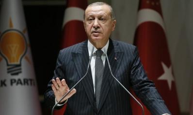 """أردوغان: سنحمي تركيا من """"مثلث شر"""" اقتصادي"""