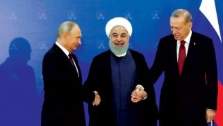 رسائل روسية إلى أنقرة وطهران بشأن الانسحاب من الأراضي السورية