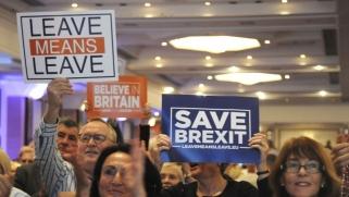 ماي تدعو إلى إلغاء المعاملة التفضيلية للأوروبيين بعد بريكست
