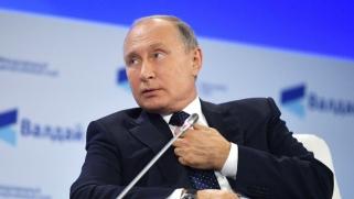 بوتين والوجود الإيراني في سوريا