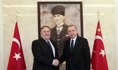بومبيو يبحث في أنقرة بعد الرياض قضية خاشقجي