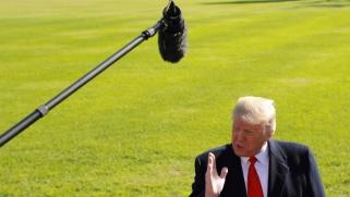 ترامب: لست راضيا عن رواية السعودية لكن أريد بيع الأسلحة