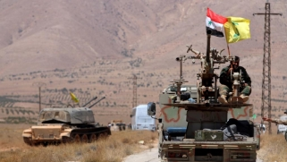 حزب الله يتغلغل بصمت في الجنوب السوري