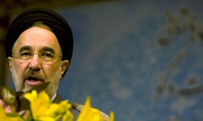 خاتمي: الإيرانيون لن يسكتوا عن أخطاء النظام