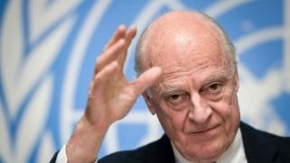 حصاد ستيفان دي ميستورا: الفشل الأممي في الملف السوري