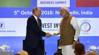 الهند ترد على تهديدات واشنطن حول صفقة «إس 400» الروسية