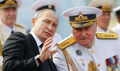 أعماق البحار ساحة معركة معقدة بين روسيا والغرب
