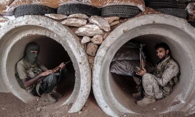 الولايات المتحدة تربط مصير سوريا بإيران