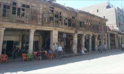 شارع الرشيد ببغداد.. حين تتداعى ذكريات العراقيين
