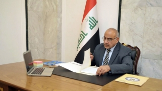 عادل عبدالمهدي يرفض منح الأحزاب حق ترشيح الوزراء