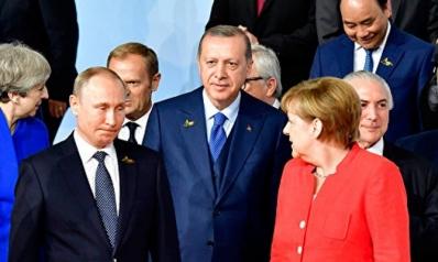 إسطنبول تستضيف قمةً تركية فرنسية ألمانية روسية حول سورية بـ27 أكتوبر