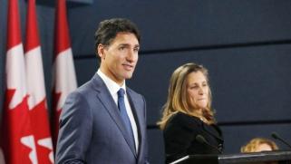 كندا تعترف بأخطاء أججت نزاعا دبلوماسيا مع السعودية