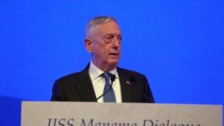 ماتيس: روسيا لن تحل محل الولايات المتحدة في الشرق الأوسط