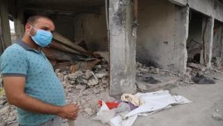 مقابر العراق… جثث مدفونة تحت الأنقاض أو بالقرب من الطمر الصحي