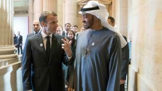 أرضية من المشتركات تثري حالة الوفاق بين فرنسا والإمارات