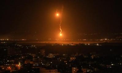 المقاومة تمطر إسرائيل بالصواريخ وثلاثة شهداء بغزة