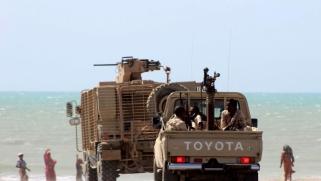 التحالف العربي يأمر بوقف الهجوم على الحديدة
