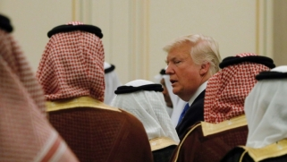 ترامب: السعودية حليف رائع ومميز