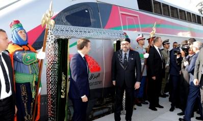 تحولات تنموية كبرى في المغرب بوتيرة توازي سرعة القطار الجديد