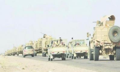 الجيش اليمني: زعيم الانقلابيين محاصر في مران ولم يغادرها