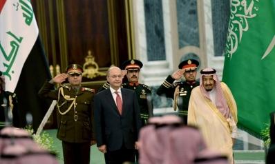 الرئيس العراقي يزور السعودية لتعزيز التعاون الثنائي بين البلدين