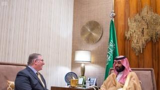 لقاء تاريخي بين ولي العهد السعودي ورموز المسيحية الإنجيلية