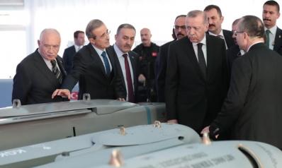 تركيا تعزز تصنيع معداتها العسكرية محليا
