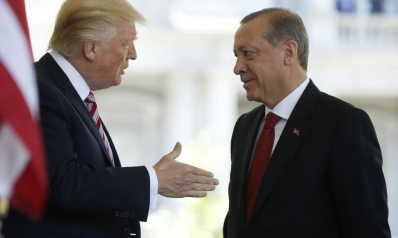 ماذا سيبحث أردوغان وترامب في باريس؟