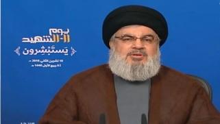 خلفية غضب نصرالله بين عامل إقليمي وانزعاج من تضامن عون مع الحريري