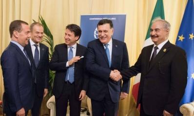 نتائج مؤتمر باليرمو بشأن ليبيا استنساخ لاتفاق باريس