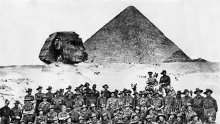 مصر والحرب العالمية الأولى
