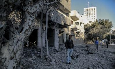 مصر تحتوي التصعيد بين إسرائيل والفصائل الفلسطينية