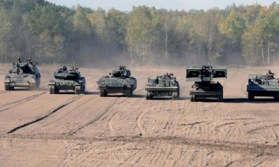 40 منظمة ألمانية تدعو ميركل لتجريم تصدير السلاح للسعودية