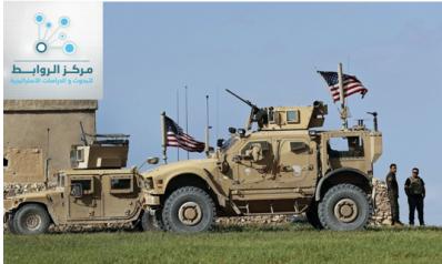 عن الانسحاب الامريكي وملء الفراغ في شرق سورية