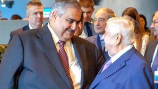البحرين تؤكد عدم انقطاع علاقتها الدبلوماسية مع سوريا