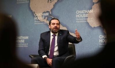 الحريري يأمل في تشكيل الحكومة اللبنانية نهاية العام