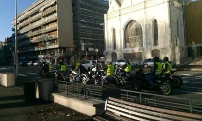 """بعيدا عن باريس.. كيف تجري احتجاجات """"السترات الصفراء"""" بالجنوب الفرنسي؟"""