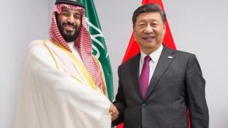 الرئيس الصيني: استقرار السعودية يمثل حجر الزاوية لازدهار الخليج