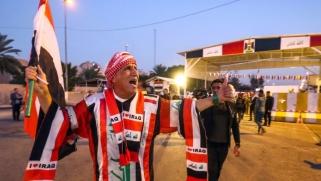 فتور شعبي إزاء إعادة الفتح الجزئي للمنطقة الخضراء في بغداد