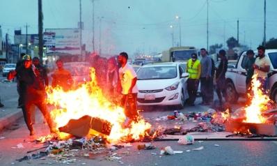العراق: مفاوضات مكثفة لإنهاء الأزمة السياسية