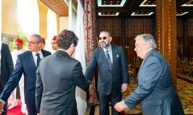 العاهل المغربي يدعم الجهود الأممية لحل قضية الصحراء