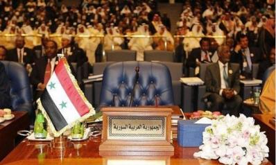 عودة النظام السوري إلى الجامعة العربية خطأ