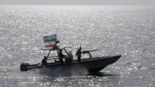 إخفاء الزوارق السريعة دعاية إيرانية جديدة مع اشتداد العقوبات